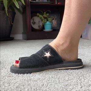 Converse all-star slides